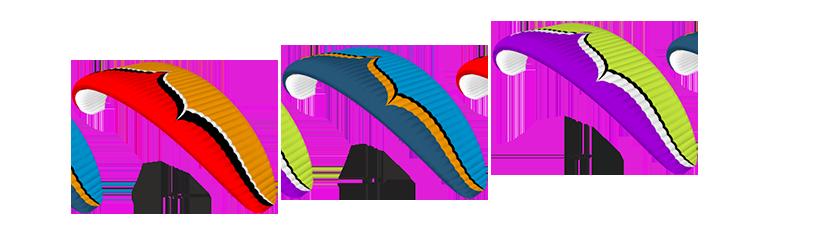 Couleurs de série de l'Ozone Magmax