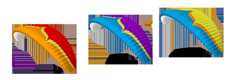 Couleurs de série de l'Ozone Wisp